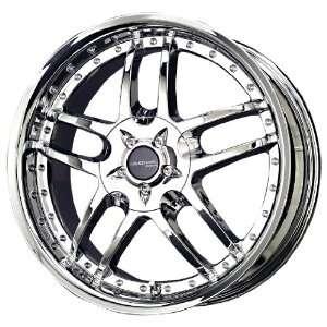 Liquid Metal Core Series Chrome Wheel (17x7.5/5x115mm