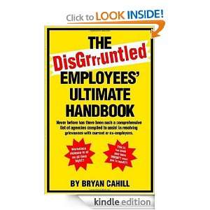 Employees Ultimate Handbook: Bryan Cahill:  Kindle Store
