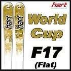 11 12 Hart World Cup F17 Mogul Skis 168cm (Flat) New
