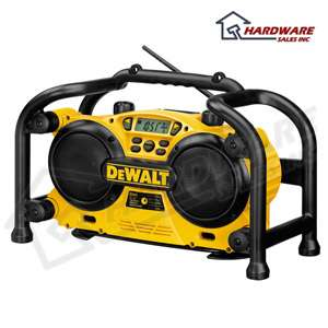 DeWALT DC011 Heavy Duty Worksite Radio Charger New