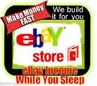 Work From Home Business, Quick Website items in My Auction Expert