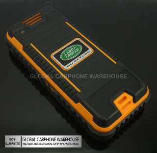 GO BEYOND LAND ROVER IP67 Water Dust Shock PROOF CELL PHONE