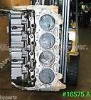 GM 454/7.4 CHEVY VORTEC ENGINE REBUILDABLE SHORT BLOCK 4 BOLT 1996