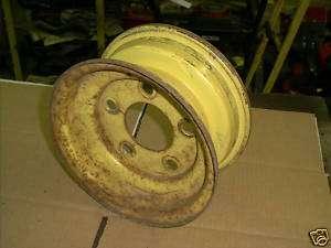 John Deere Walk Behind Blower Wheel/Rim.,.,.,.