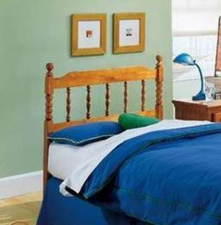 Queen Size Wood Metal Bed frame w Headboard & Footboard