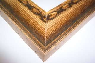 Italian Designed High End Wood Picture Frames Oak Stain