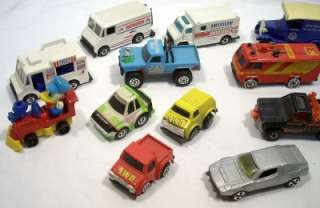 Lot LLedo Hot Wheels Good Humor Wonder Trucks Cars