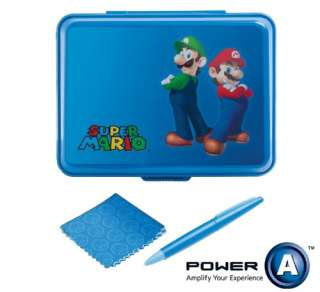 UNIVERSAL MARIO CHARACTER HARD CASE KIT FOR NINTENDO 3DS, DSi XL, DSi