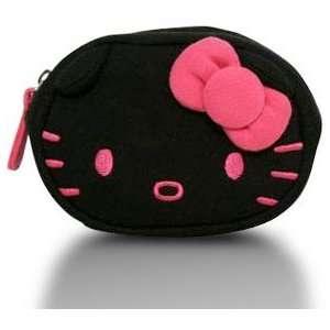 BLACK FLEECE HELLO KITTY COIN PURSE/MAKEUP BAG Beauty