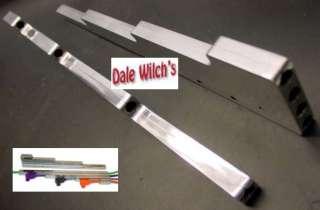 Street rod machine ball mill aluminum plug wire looms
