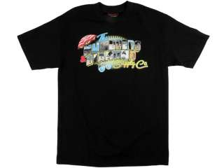 Diamond Supply Co. Wish You Were Here T Shirt   Black   Black