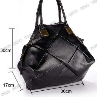Korea Fashion Big ladies women Quilted Shoulder Bags totes HandBags