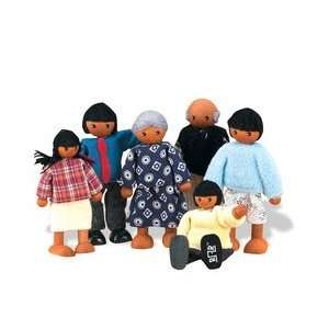 Room Family Affair II African American Family Doll Se oys & Games