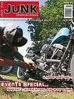 Backstreet Havoc Magazine Old School Choppers and Retr