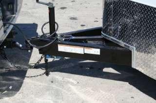 5x20 CARGO ENCLOSED TRAILER CAR HAULER SCREWLESS ONE PIECE ROOF
