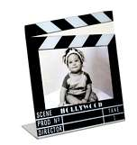 Hollywood Acrylic Clapboard Picture Frame   3.5x5   5424