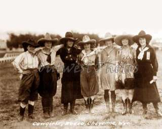 Rene Hafley, Fox Hastings, Rose Smith, Ruth Roach, Mable Strickland