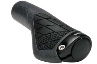 GS1 L Leichtbau Pro Racing Grips Black Large Mountain Bike Bicycle