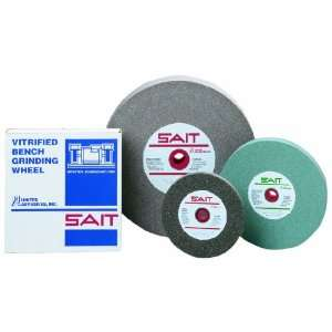 United Abrasives/SAIT 28021 8 by 3/4 by 1 A60X Bench Grinding Wheel