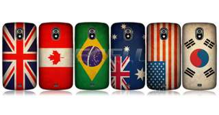 Headcase Designs USA American Flag Back Case for Samsung Galaxy Nexus