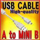 10M 30FT USB 2.0 A to Mini 5pin B High quality Cable ★★