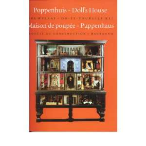 Poppenhuis Dolls House Maison De Poupee Puppenhaus