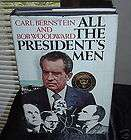 All the Presidents Men by Bob Woodward, Carl Bernstein