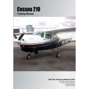 Cessna 210 Training Manual Flight Training Manual (Volume