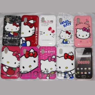 9X Hello Kitty Back Cover Case Samsung Galaxy Ace S5830