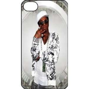 Lil Wayne iPhone 4s iPhone4s Black Designer Hard Case
