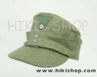 WWII German WH wool field Cap EM