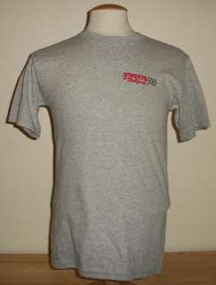 Streets Of New York Pizza Pasta Subs Gray T shirt Small