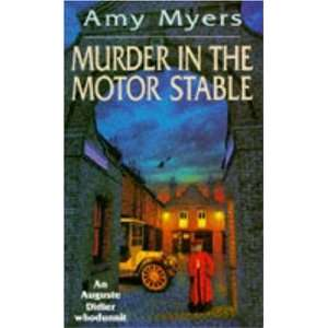 Sable (Auguse Didier Whodunnis) (9780747248446) Amy Myers Books