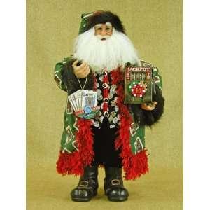 Santa Claus by Karen Didion originals Game Room Santa 20