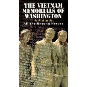 The Vietnam Memorials of Washington, DC [VHS] Don North Movies & TV
