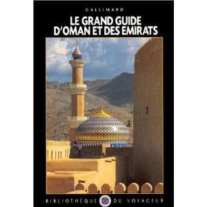 arabes unis 1999 (9782070519903): Bibliothèque du Voyageur: Books