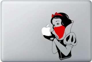 White Revenge Sticker Skin for Apple MacBook Pro Unibody Mac Air 13