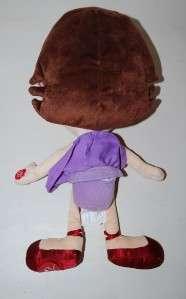 Little Einsteins Talking June Plush Doll toy 13 Brown