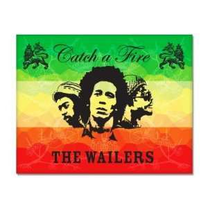 The Wailers Bob Marley sticker decal 5 x 3 Everything
