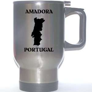 Portugal   AMADORA Stainless Steel Mug: Everything Else