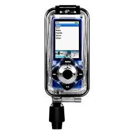 capture ipod waterproof case ie1 5a1 h2o audio surge in ear headphones