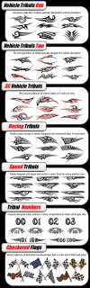 TRIBAL CLIPART VINYL CUTTER PLOTTER CLIP ART  VECTOR CD