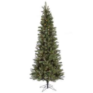 Slim 150 Multi Color Lights Christmas Tree (A114447)