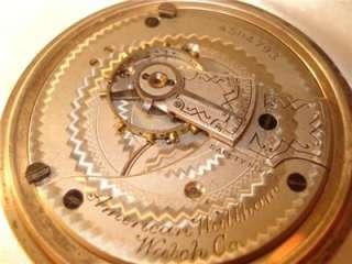 American waltham pocket watch activation code