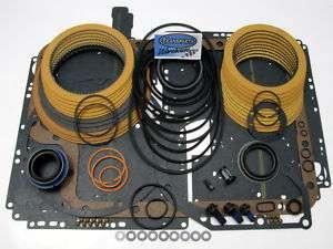 Ford E4OD Transmission Overhaul Rebuild Kit 89 95