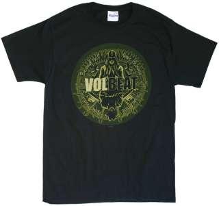 Volbeat   Album Cover T Shirt