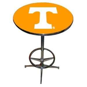 UT Vols Volunteers Pool Hall/Bar/Pub Table   Chrome: Sports & Outdoors