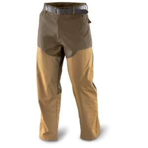 32 Inseam Guide Gear Upland Pants Olive / Brown: Sports