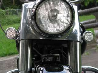 48 LED Amber Lights Honda Gold Wing Valkyrie VTX Shadow