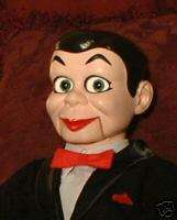 HAUNTED Ventriloquist doll EYES FOLLOW YOU Dummy Dead Silence Creepy
